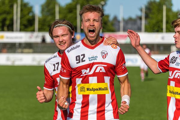 GBK slog Kemi City FC! - GBK:lle kauden avausvoitto!