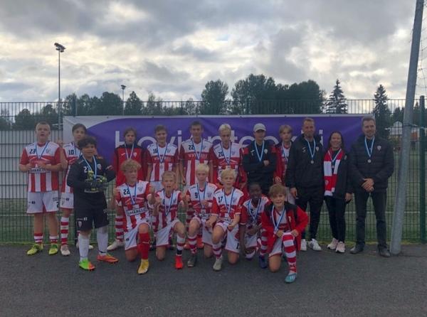 Brons i Comets Cup / Pronssia Comets Cupissa Jyväskylässä 21. - 22.8.2021