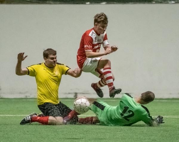 GBK FA - Pedersöre FF 1-0