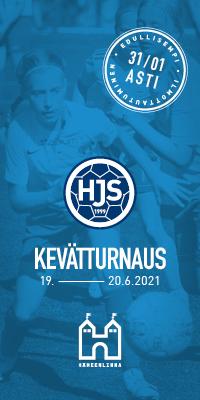 HJS Kesäturnaus 19.-20.6.2021