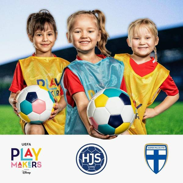 HJS UEFA Playmakers 2021: Tytöt 2015-2016 syntyneet