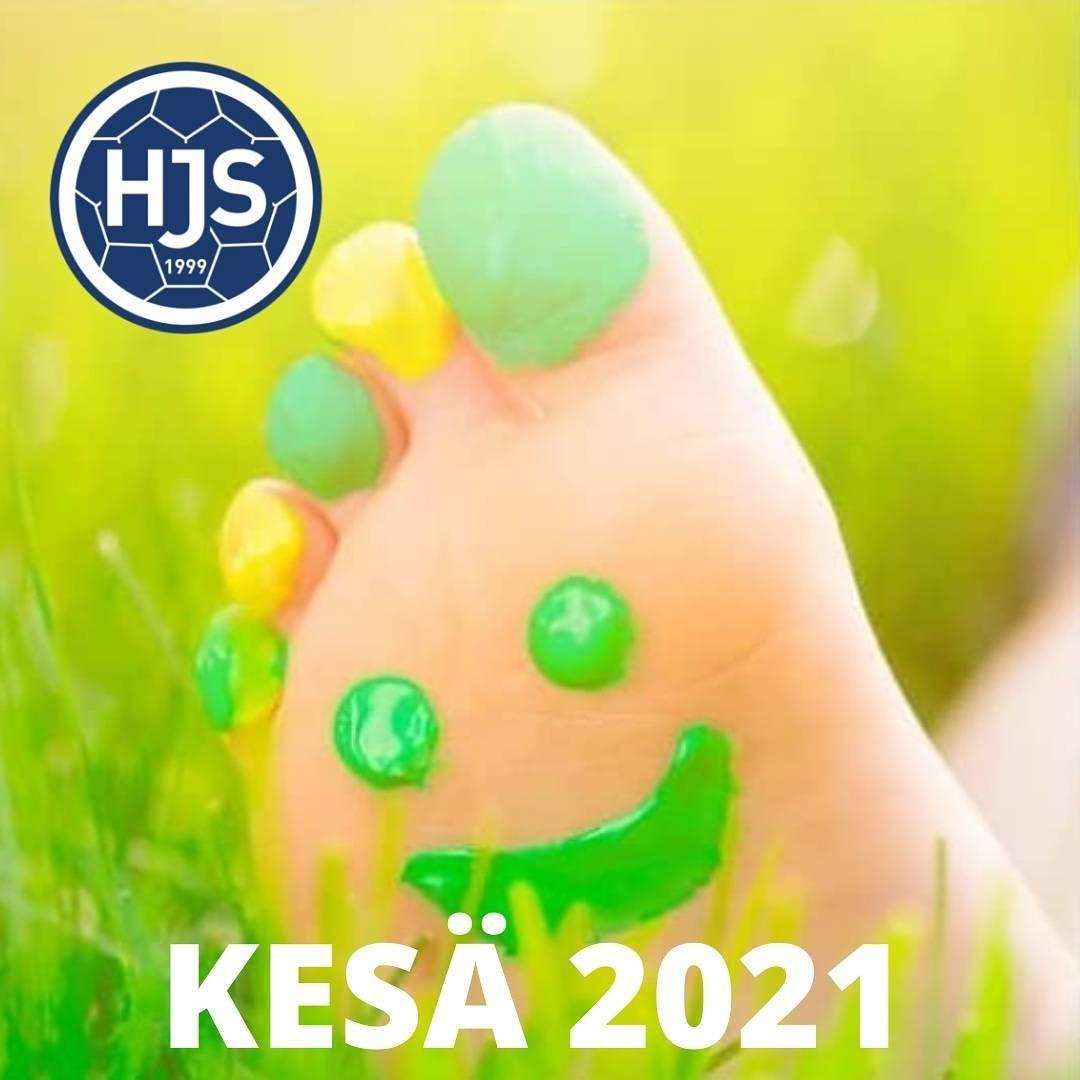 HJS Kesä 2021 -ilmoittautuminen on avattu!