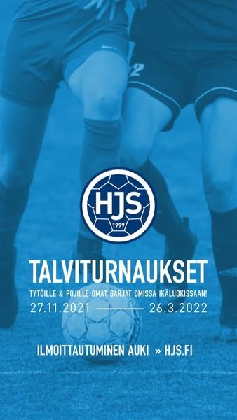 HJS Talviturnaukset 2021–2022