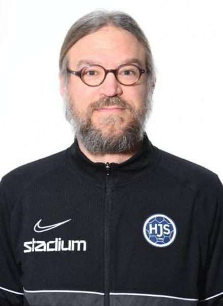 Ville Lilja HJS:N Naperovaiheen valmennuspäälliköksi