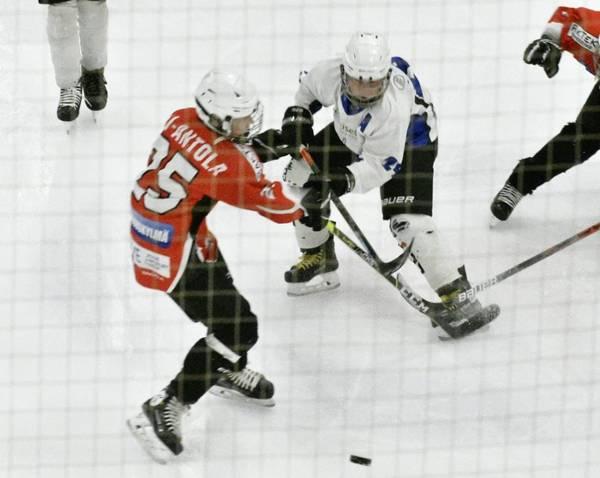 Hokkarit U14 pronssille Ylöjärvellä!