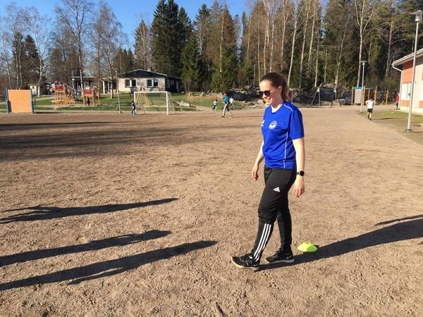 Möt funktionärerna: Eva-Lotta Hästö, F14