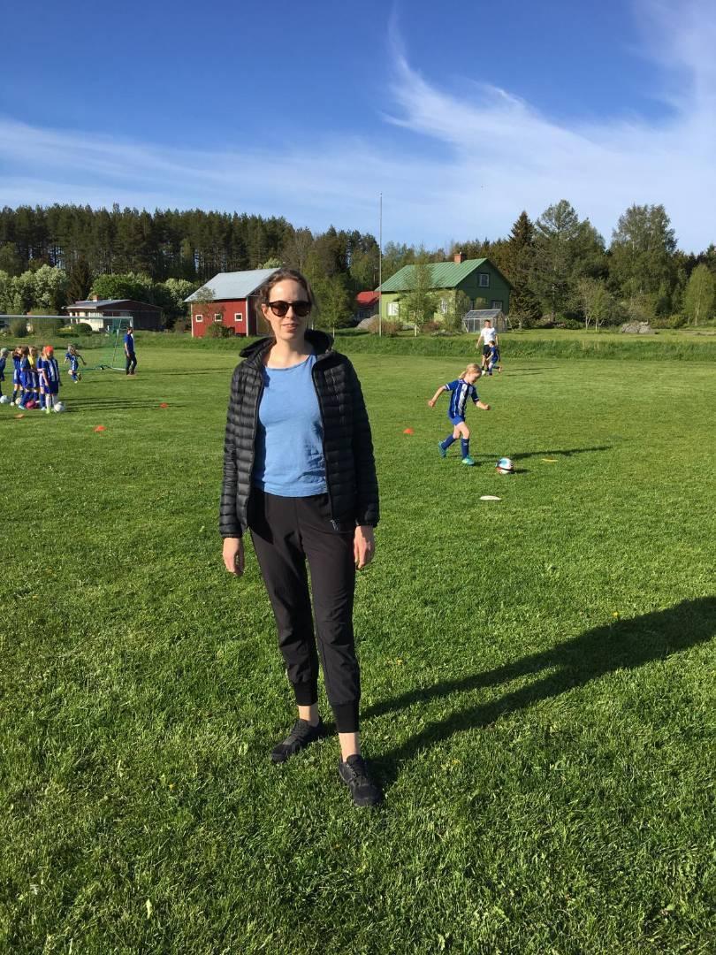 Möt funktionärerna: Eva Karlsson, styrelsen & F10/11