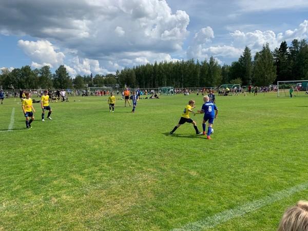 Matchprogram för LokalTapiola Cup