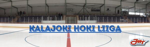 Kalajoki Hoki Liiga siirtyy JHT Kalajoki Ry:n alaiseksi harrastesarjaksi