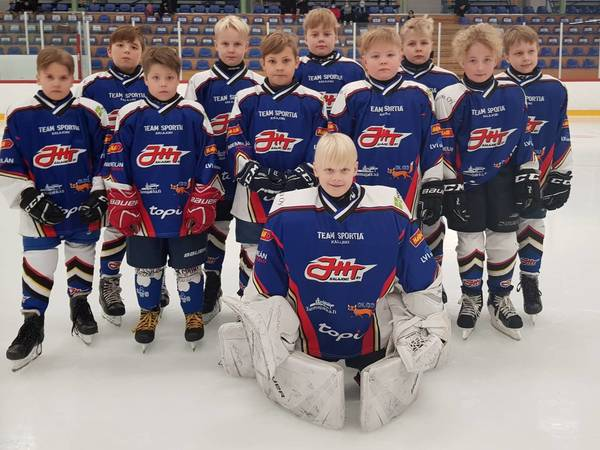 JHT U10 - 2011 syntyneet pelaajat