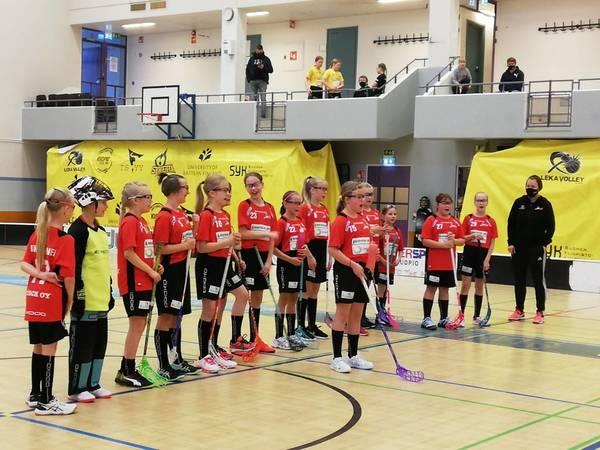 Kuopion turnaus toi E-tytöille kauden avausvoiton!
