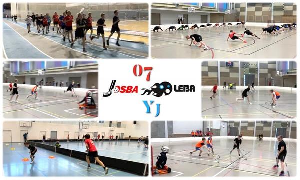 Josba/LeBa P15 -yhteisjoukkue on valittu