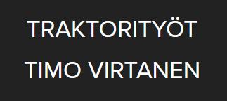 Traktorityöt Timo Virtanen