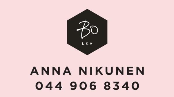 BO LKV Anna Nikunen