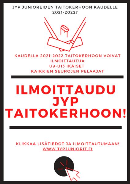 Taitokerho 21-22