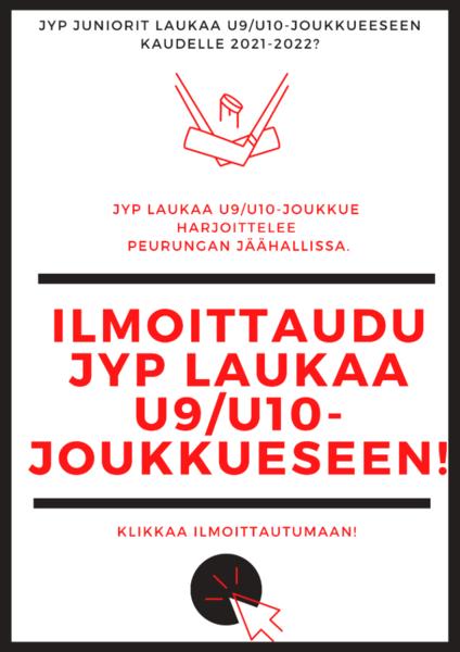 JYP Laukaa U9/U10