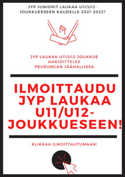 JYP Laukaa U11/U12