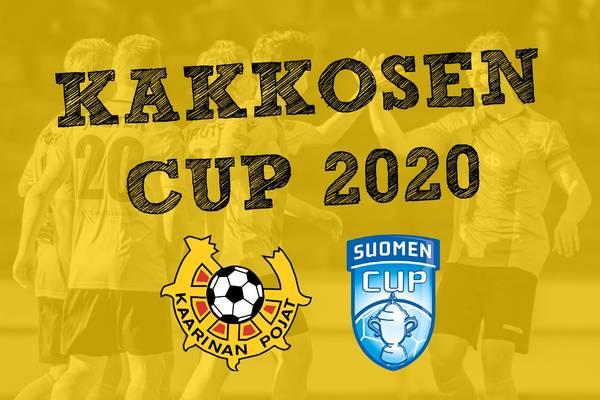 KaaPo kohtaa huomenna Kakkosen Cupin finaalissa JIPPO:n