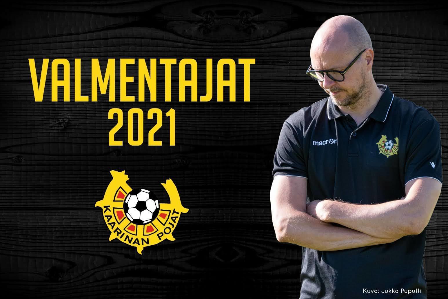 KaaPon valmentajapaketti kaudelle 2021 on lähes valmis