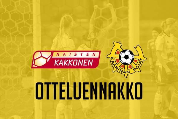 Otteluennakko Närpes Kraft - KaaPo 17.7.2021
