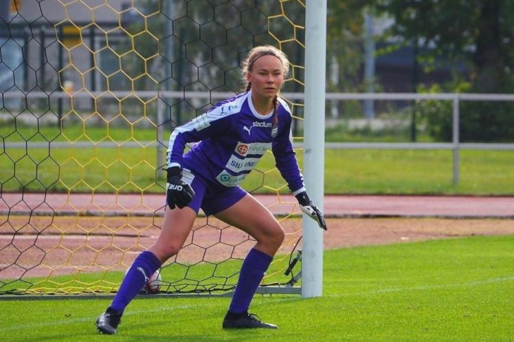 Ada Liljeström U18-tyttöjen maajoukkueeseen!