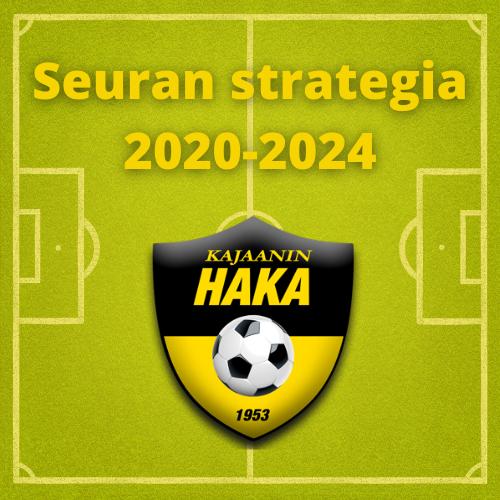 Seuran strategia 2020-2024