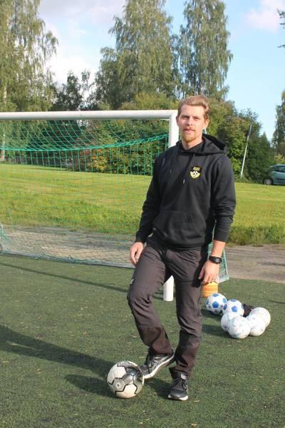 Karri Hentilä, nuorisopäällikkö, ohjausyksikkö