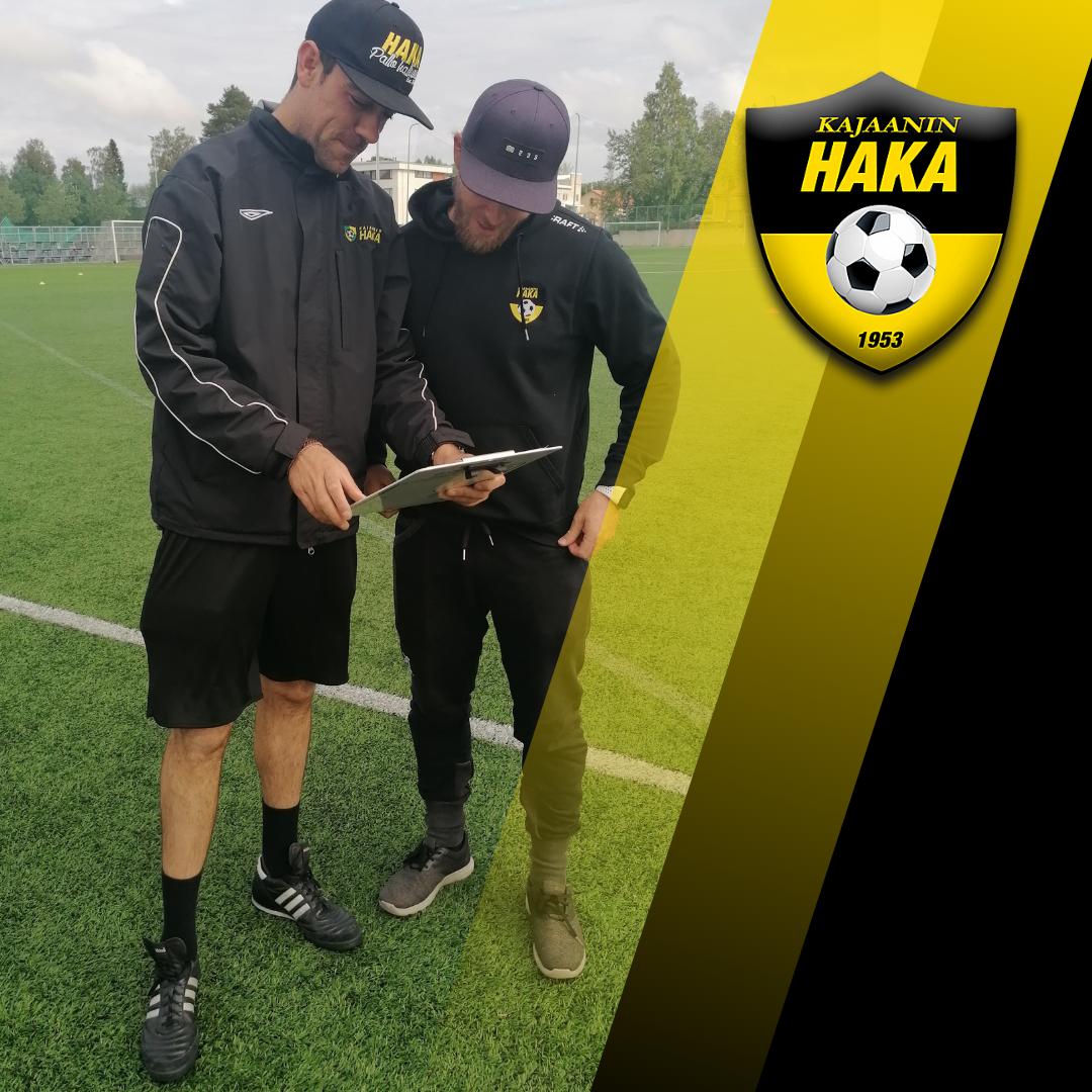 Hakan B-juniorit aktiivisesti mukana Kajaanin urheilukampuksen akatemiatoiminnassa