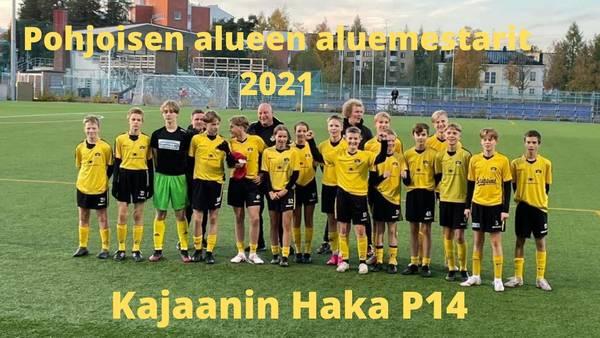 P14 Ykkösen voittajat