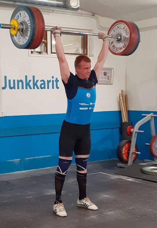 Jani Heikkinen palasi kisalavoille