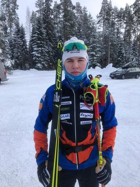 Tuomas ja Simo Törnvall kävivät napsimassa voitot Jalasjärven Jalas-hiihdoissa
