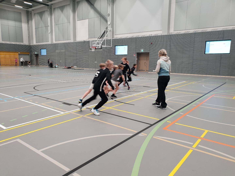 Muutoksia yleisurheilukoulun treenipaikoissa