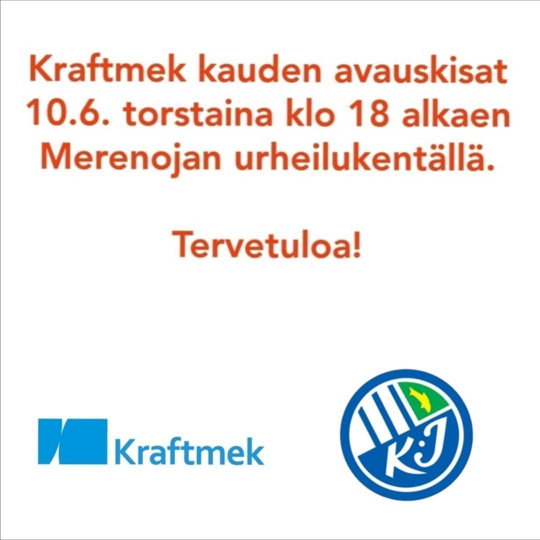 Yleisurheilukauden avauskilpailut 10.6.