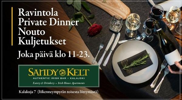 Hiekkadyyni Oy/Sandy Kelt