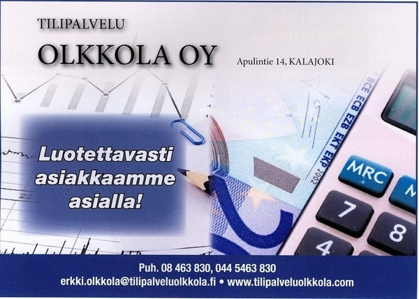 Tilipalvelu Olkkola Oy