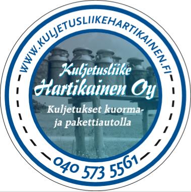 Kuljetusliike Hartikainen Oy