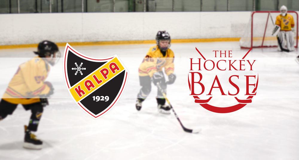 Juniori-KalPa ry ja Hockey Base monivuotiseen yhteistyöhön