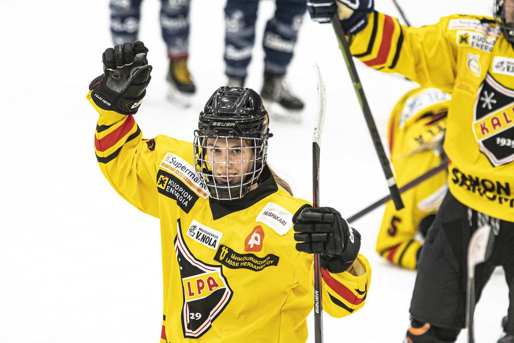 Elisa Holopainen - Suomen urheilun valioita