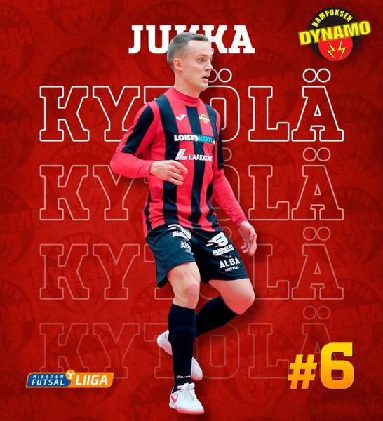 Dynamo saa pitää Jukka Kytölän Jyväskylässä!
