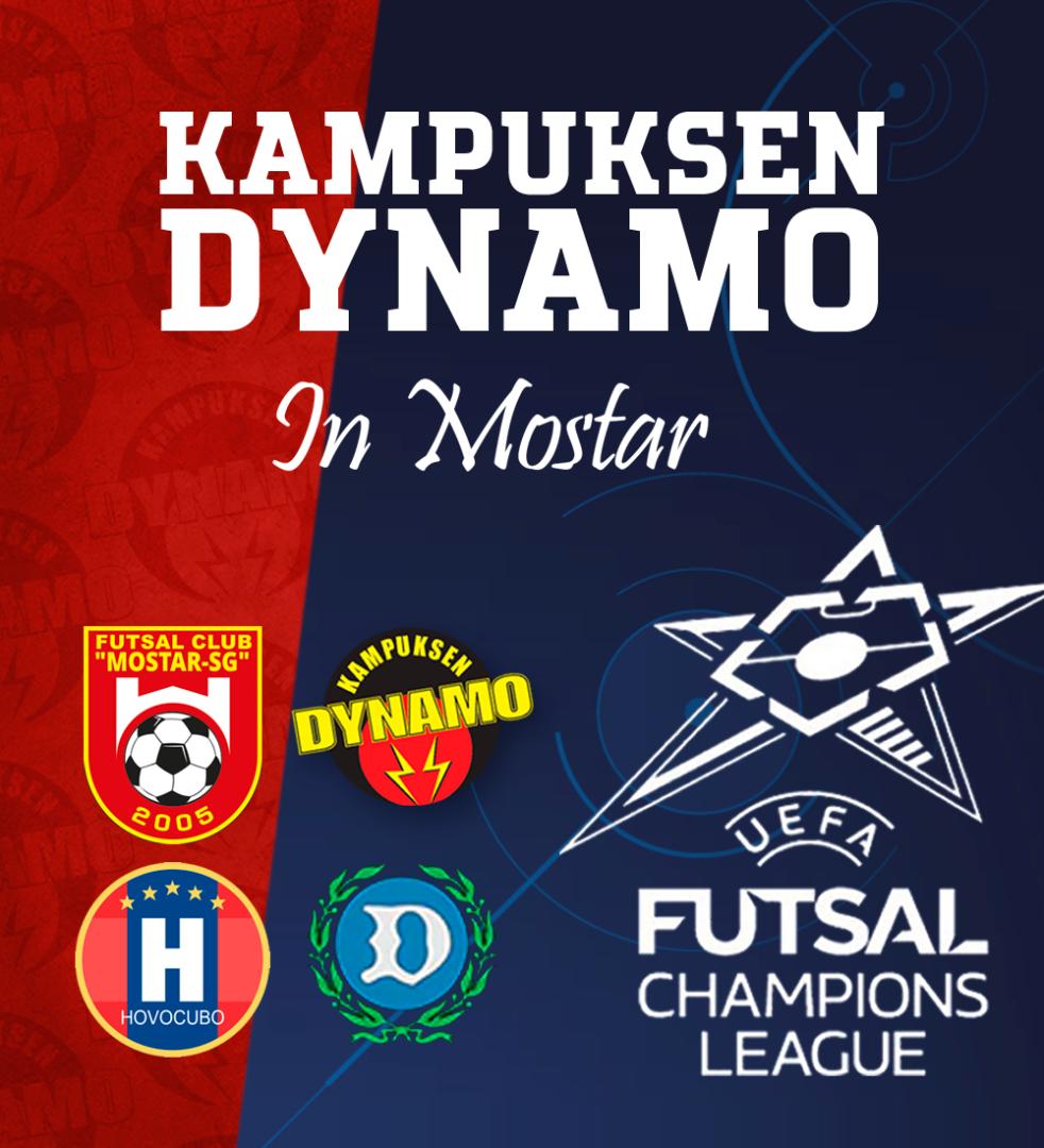 Mestarien Liigan Main Round: KaDy lokakuussa Mostariin - lue myös Vujovicin ja M. Kytölän mietteet