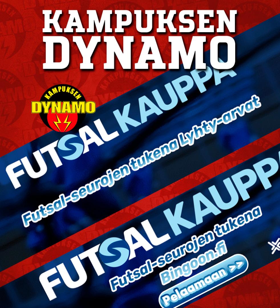 Futsal-Kaupasta KaDyn varainhankintatuotteet!