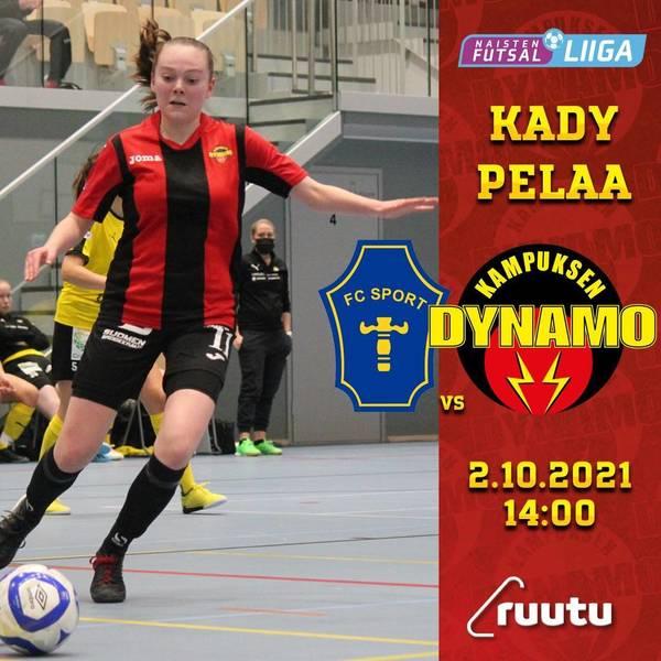 ENNAKKO: Naisten Futsal-Liiga käynnistyy lauantaina