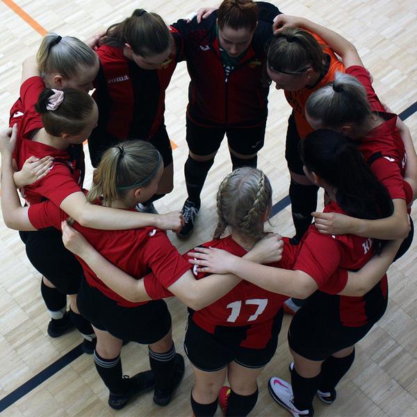 KaDy/2 lähtee nuoruuden innolla Futsal Ykköseen!