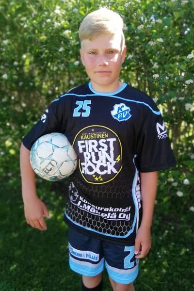 P14 Futsalin piirisarja alkoi Kaustiselta