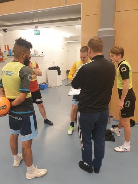 FC Sääripotku - KP-V/Monkulat