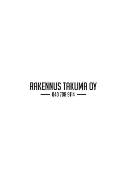 Rakennus Takuma Oy