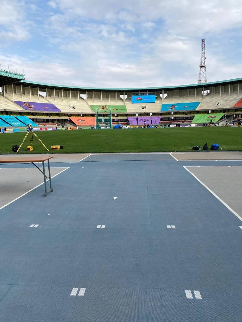 Näin näet Janne Läspän kilpailut U20 MM-kisoissa Nairobissa