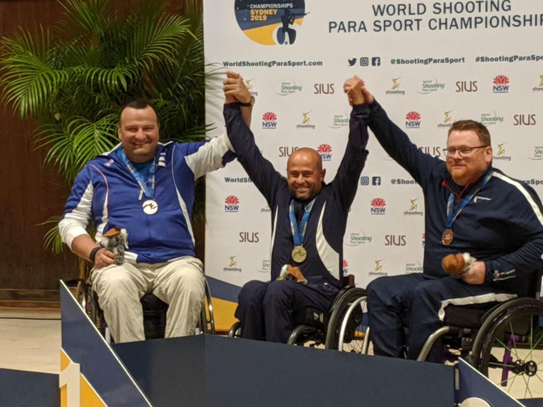 Juha Myllymäelle MM-hopeaa Sydneyssä