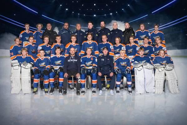 Kiekko-Vantaa Itä U17 toiminta kaudella 2021–2022