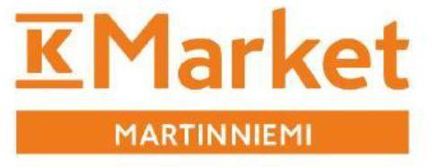 K-Market Martinniemi